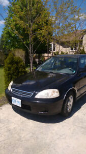 2000 Honda Civic EX Sedan CHEAP