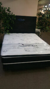 New Brand Name Queen Size Mattress, Win it for free!