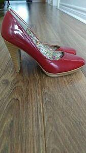 Escarpins rouges
