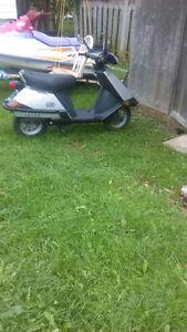 Honda Elite scooter 90cc for sale as is Kingston Kingston Area image 4