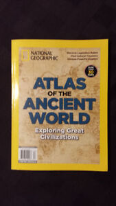 National Geographic Atlas of the Ancient World