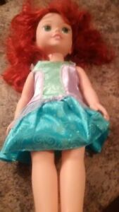 Little Mermaid Doll