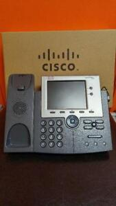 NOUVEAU Cisco CP-7945G UC Phone 7945, Gig Ethernet, couleur - 1