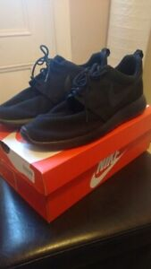 [TRIPLE BLACK] Nike Roshe One men's shoes