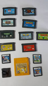 GameBoy and Ds Games