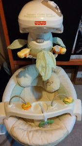 Fisher Price Papasan Cradle Swing West Island Greater Montréal image 2
