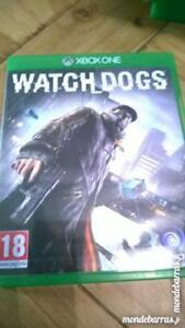 Jeux xbox one  WATCH DOGa vendre pas chère et neuf