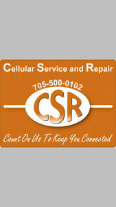 CELL PHONE, TABLET AND iPAD REPAIRS