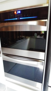"""Double Wall Oven Mint Condition Kenmore Elite 30"""""""