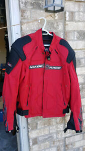 MOTORCYCLE JACKETS LIKE NEW