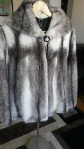 Luxurious Mink Coat