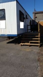 45 x 10, Office Trailer, Well taken care of –MUST SELL-