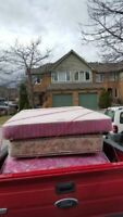 SMALL MOVES  and  DELIVERY - GTA area  647-204-8541