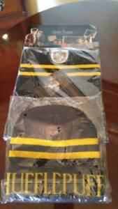 Harry Potter 4 House Tie & Scarf + Hat Set for Sale