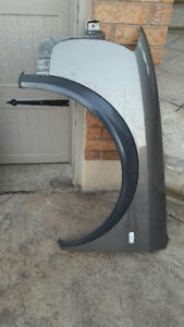 01-05 Audi ALLROAD Left Fender -Complete