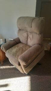 Pride reclining lift chair - great for seniors!