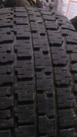 14 Inch Winter Tires including Rims