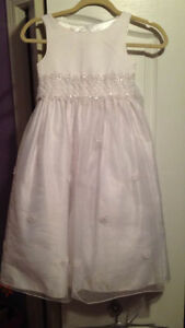 GORGEOUS FIRST COMMUNION DRESS IN EX CONDITION