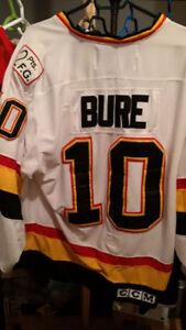 Pavel Bure #10 - Vancouver Canucks - Jersey