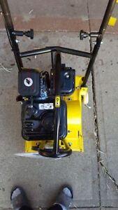 New loncin MS20 plate compactor Edmonton Edmonton Area image 2
