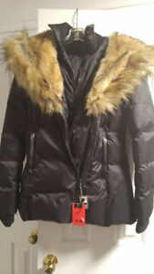 "Down Jacket, ""Luscious"" Medium, BNWT"