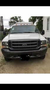 2004 Ford F-350 DUALLY SUPER DUTY  ONLY 121000KM