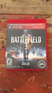 BF3 and Destiny for PS3