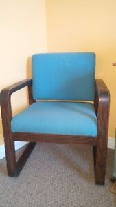 Vintage Look Armchair - great for most rooms