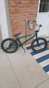 "Crisis ""We The People"" bmx freestyle bike"