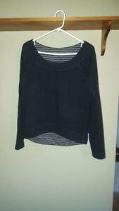 lululemon reversible sweatshirt - for sale