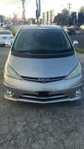 2003 Toyota Estima R30 AERAS S Grey 4 Speed Automatic 5 DOORS 7 SEATS PEOPLE MOVER North Wollongong Wollongong Area Preview