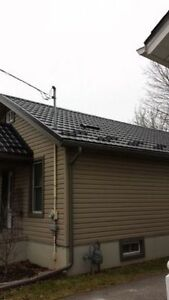 ALL SEASONS ROOFING-steel roofing specialists Stratford Kitchener Area image 4