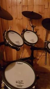 ROLAND TD9-SX V-DRUMS with upgrades