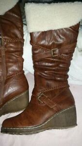 Brand New Ladies Boots - Size 9