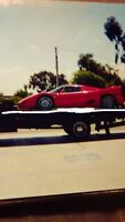 FLATBED,TOW TRUCK,TRANSPORT EQUIPMENT AND MACHINERY