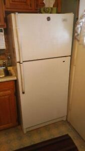 White Maytag Fridge - Make an Offer
