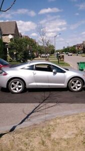 2007 Mitsubishi Eclipse, E Tested, Reliable, Great on Gas!