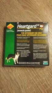 Heartguard Plus Green Med Dog 6 Pack