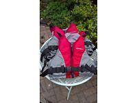 2 Perfect Buoyancy AIDS/jackets XL/L & S/M