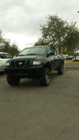 "REDUCED PRICE! 2010 Nissan Titan SE, 6"" LIFT. $15000 FIRM."