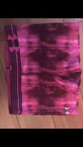 Brand new spandex under armour shorts