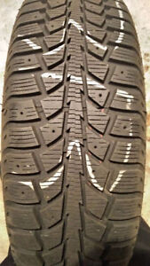 Winter Tires with Rim 195/65R15