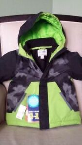 BRAND NEW WITH TAGS 3 IN 1 3T boys Jacket Childrens Place
