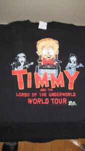 """Timmy & the Lords of the Underworld""-Retro ""South Park"" Shirt"