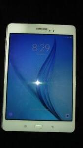 Samsung TAB A 8inch (16 gig) Tablet w/charger