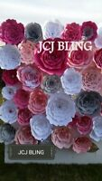 Paper Flower Kits or Flowers for Sale for Events or Decor