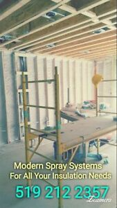 SPRAY FOAM INSULATION AND MORE Kitchener / Waterloo Kitchener Area image 3