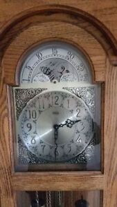 Oak Ridgeway Grandfather Clock - Sold PU London Ontario image 8