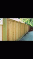 Fence repair and installs
