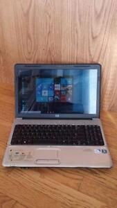 HP Laptop with Windows 10 500gb Hard drive. Free Delivery.